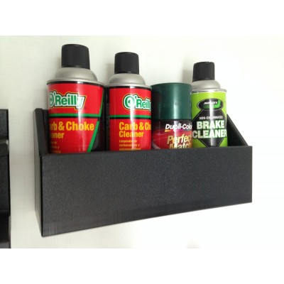 Holds 4 Aerosol cans (Closed Face)