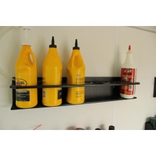 Holds (6) Gear oil Quart bottles