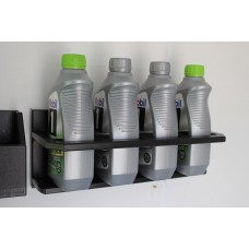 4 QT Oil Holder (Rectangle Bottles) Open Face