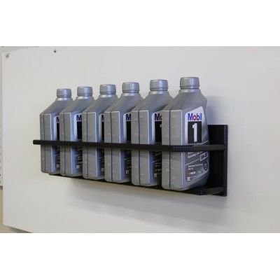 6 QT Oil Holder (Rectangle bottles) Open Face
