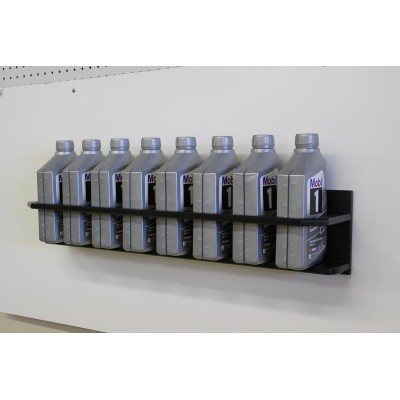 8 QT Oil Holder (Rectangle Bottles) Open Face
