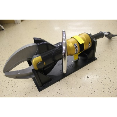 Horizontal mounting bracket for JL 500 cutter