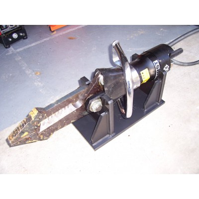 Horizontal Mounting Bracket for ML16 S Combi Black or Gold (THUMB VALVE)