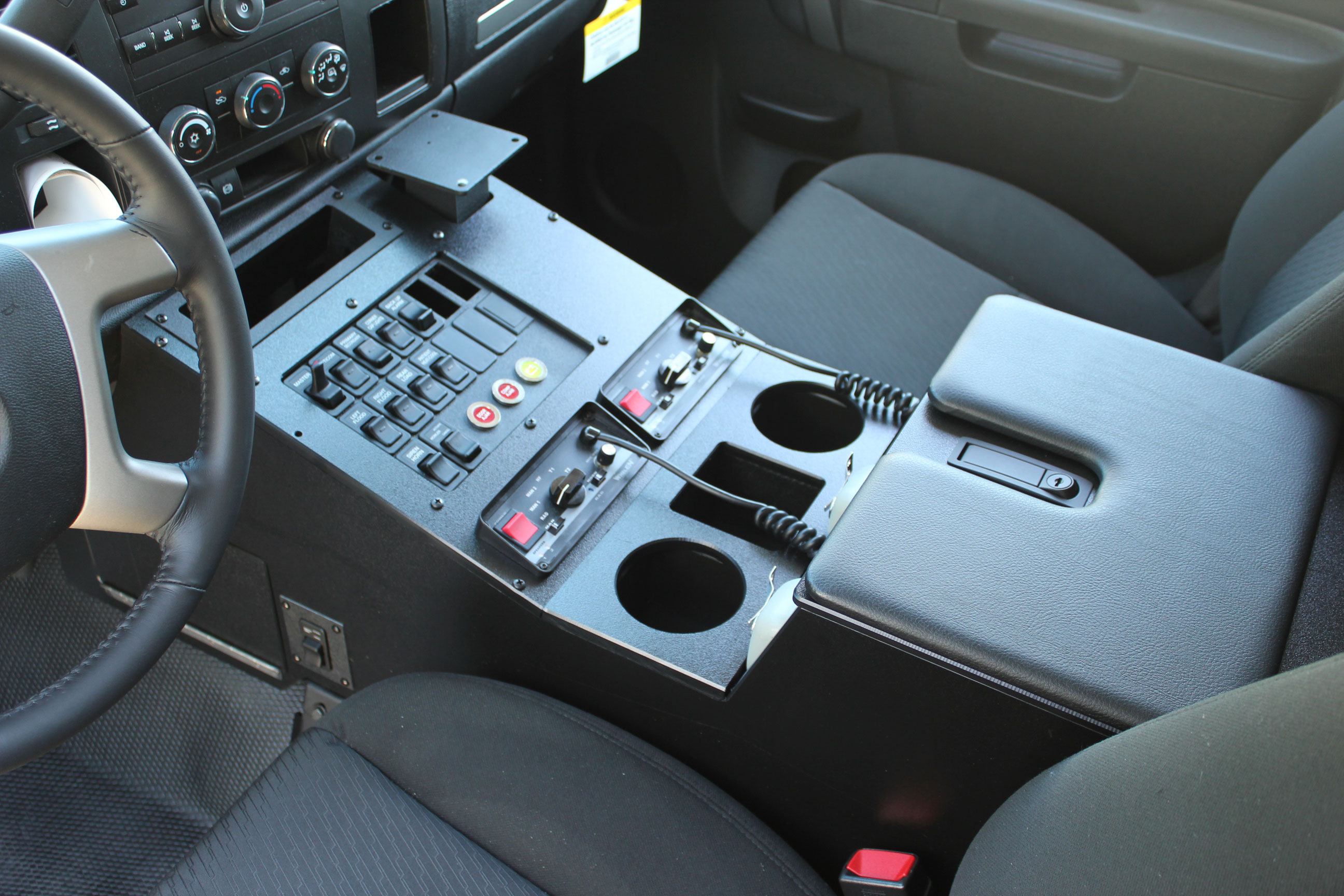 Chevy HD Truck Console